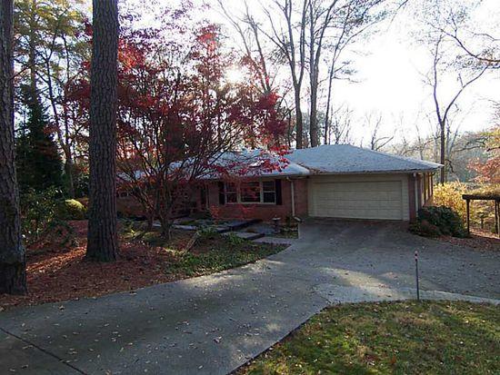 1650 Moores Mill Rd NW, Atlanta, GA 30327