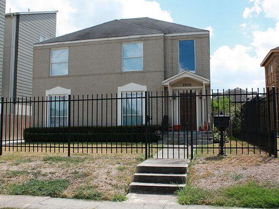 1926 Blodgett St, Houston, TX 77004
