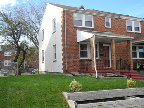 5428 Fairlawn Ave, Baltimore, MD 21215