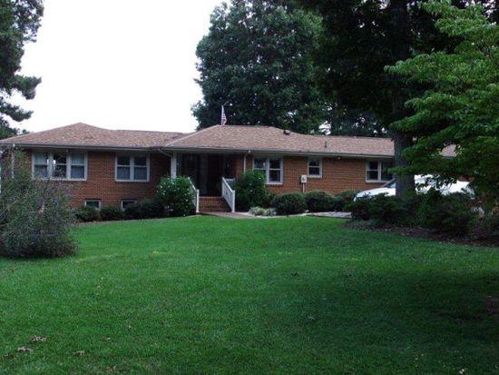 1708 Golf Course Rd, Littleton, NC 27850