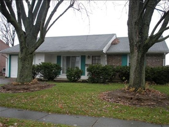 2399 Cornwall Dr, Xenia, OH 45385