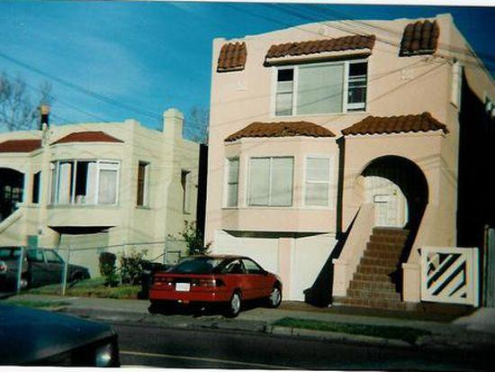 1707 62nd St, Berkeley, CA 94703