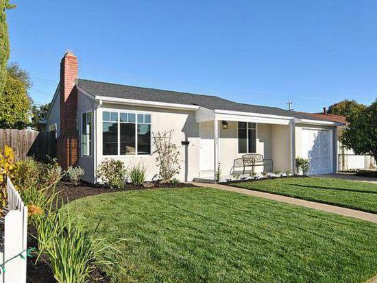 1205 S Claremont St, San Mateo, CA 94402