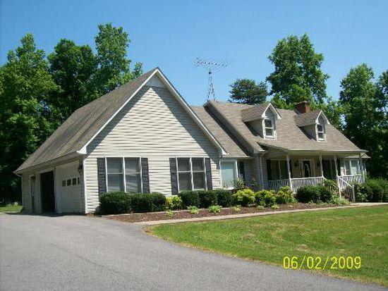 101 Oak Ridge Ln, Danville, VA 24541