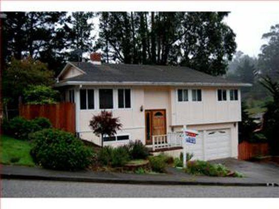 1308 Redwood Way, Pacifica, CA 94044