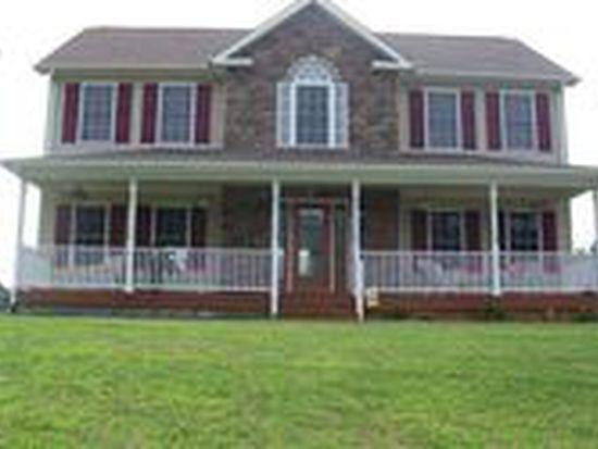 1650 White Church Rd, Fincastle, VA 24090