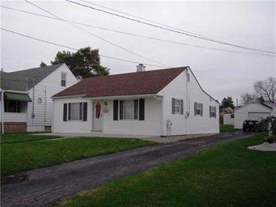 1507 Jackson Ave, New Castle, PA 16101
