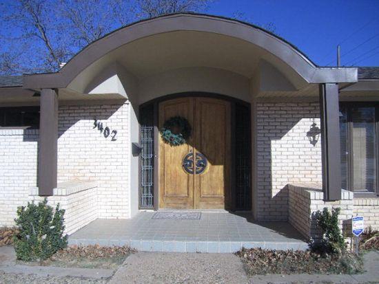 3402 58th St, Lubbock, TX 79413