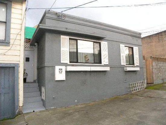 523 Ellington Ave, San Francisco, CA 94112