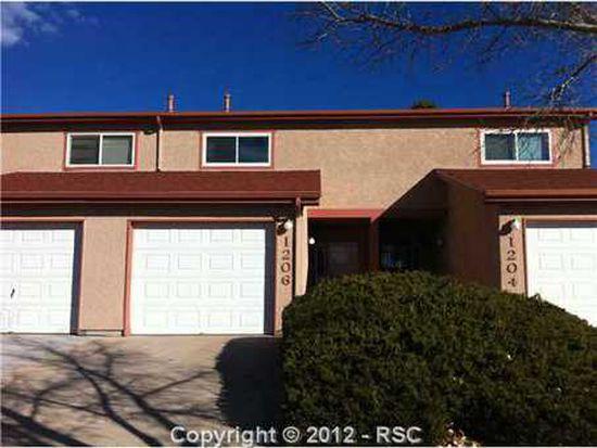 1206 Darby St, Colorado Springs, CO 80907