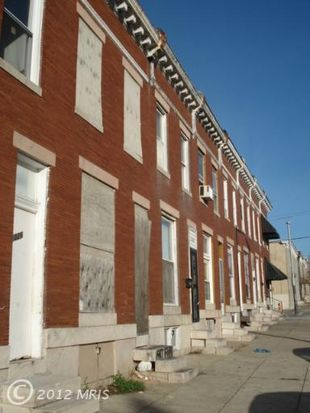 1326 N Luzerne Ave, Baltimore, MD 21213
