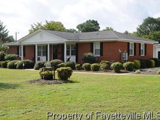 1824 Faber St, Fayetteville, NC 28304
