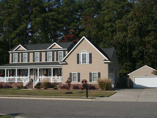 36 Ashe Meadows Dr, Hampton, VA 23664