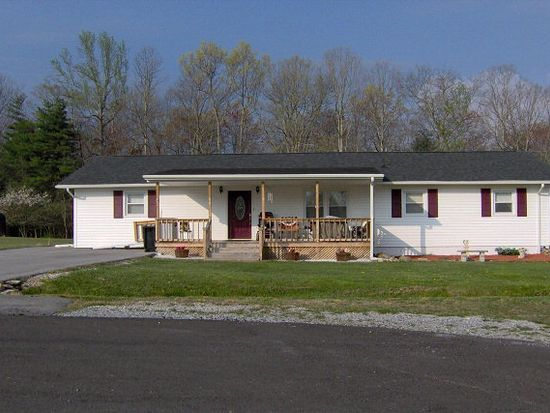 545 Parkview Ter, Athens, WV 24712