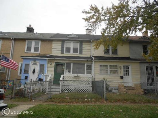 206 Saint Helena Ave, Baltimore, MD 21222