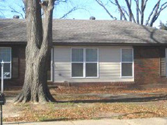2867 Brandale St, Memphis, TN 38118