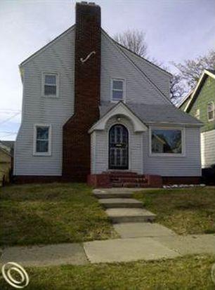 15349 Washburn St, Detroit, MI 48238