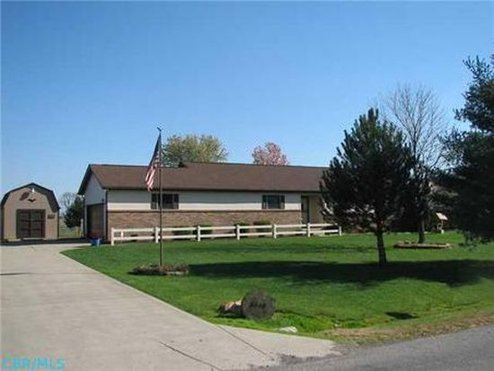 5440 Clover Valley Rd, Johnstown, OH 43031