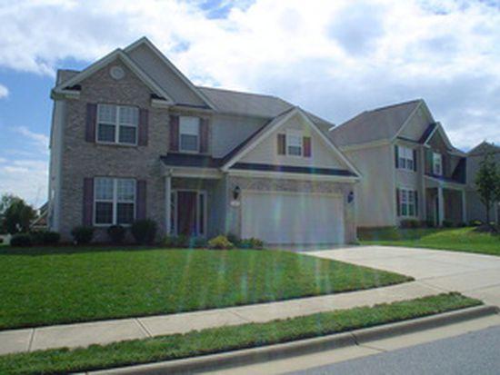 6517 Overland Park Dr, Greensboro, NC 27410