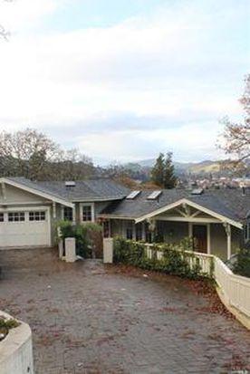 551 Bret Harte Rd, San Rafael, CA 94901