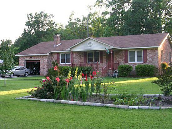 1180 Scenic Dr, Williamston, NC 27892