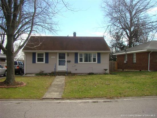 2118 Gary Dr, New Albany, IN 47150