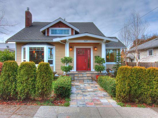 5609 Kirkwood Pl N, Seattle, WA 98103