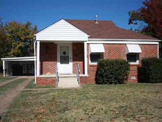 1313 W Pine Ave, Duncan, OK 73533