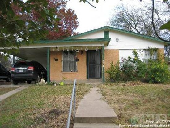 4831 Hemphill Dr, San Antonio, TX 78228