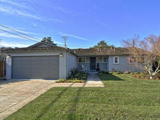 1840 Appletree Ln, Mountain View, CA 94040