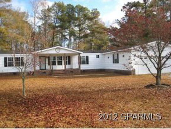 5885 Gilbert School Rd, Grifton, NC 28530