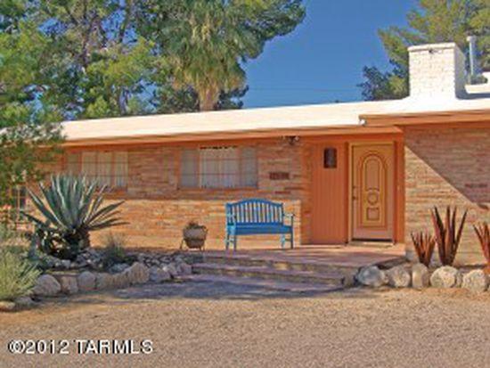 7519 N Ellison Dr, Tucson, AZ 85704