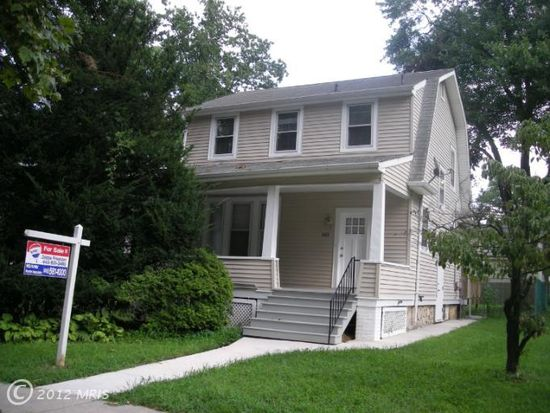 3401 Parkington Ave, Baltimore, MD 21215