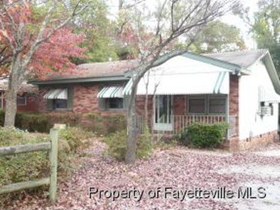1109 Chesterfield Dr, Fayetteville, NC 28305