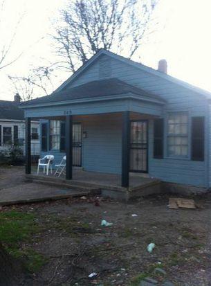751 N Mansfield St, Memphis, TN 38107