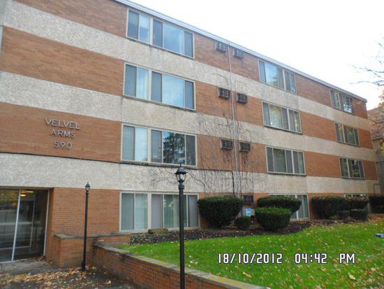 590 E Buchtel Ave APT 14, Akron, OH 44304