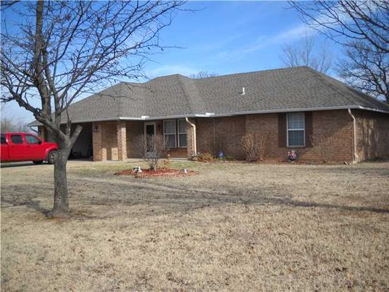 2610 Indian Springs Dr, Harrah, OK 73045