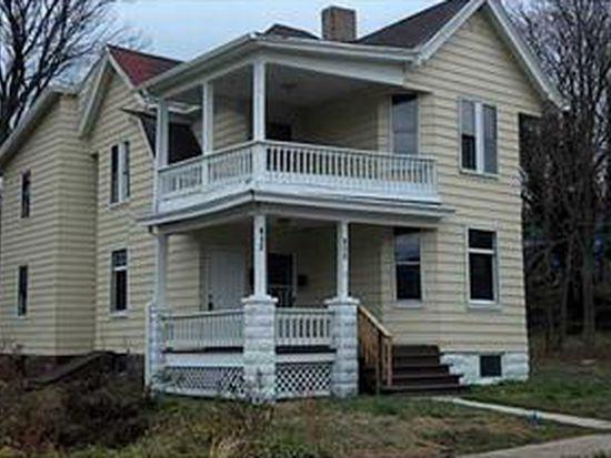 615 Oak St, New Castle, PA 16101