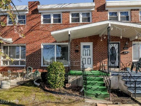 6811 Fairlawn Ave, Baltimore, MD 21215