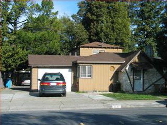 1131 Hudson St, Redwood City, CA 94061