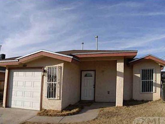 4823 Apollo Ave, El Paso, TX 79904