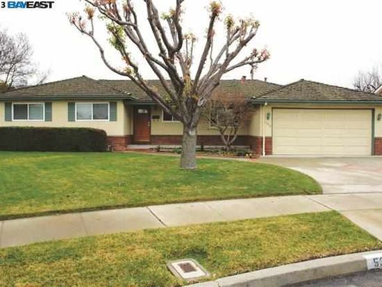 5332 Burnside Ct, Fremont, CA 94536