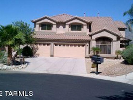 4784 N Coop Canyon Pl, Tucson, AZ 85750