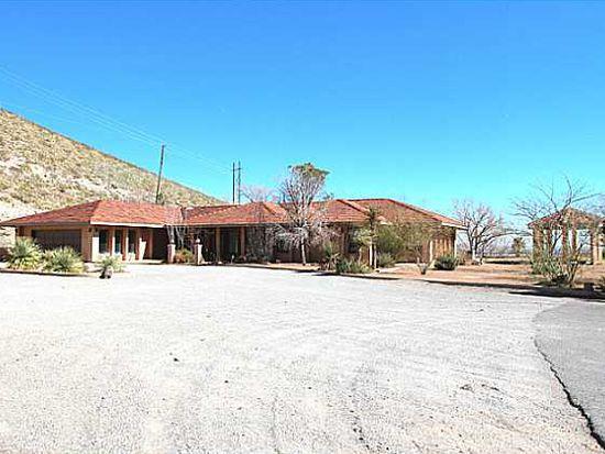 2413 Red Rock Cyn, El Paso, TX 79930