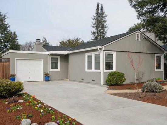 855 15th Ave, Menlo Park, CA 94025
