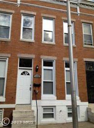 422 E Lorraine Ave, Baltimore, MD 21218
