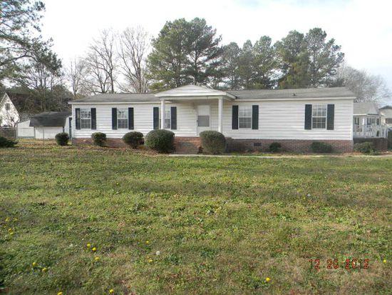 101 Twin Dr, Goldsboro, NC 27534