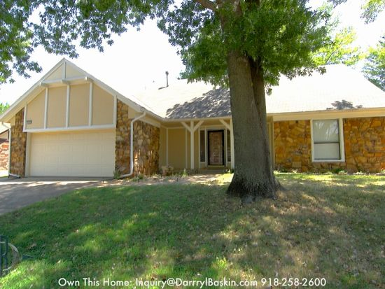 7837 S Park Ave, Broken Arrow, OK 74011