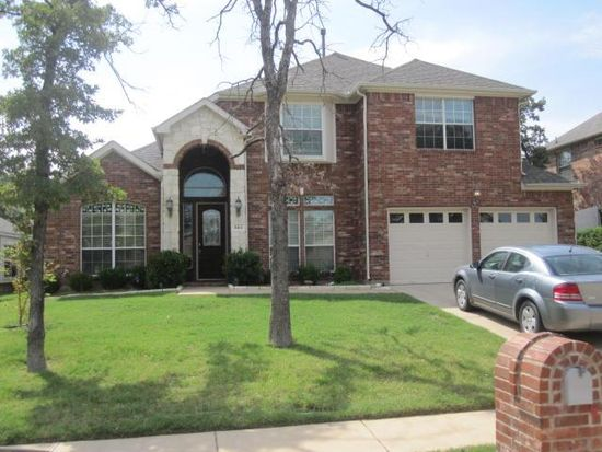805 Whitley Ct, Kennedale, TX 76060