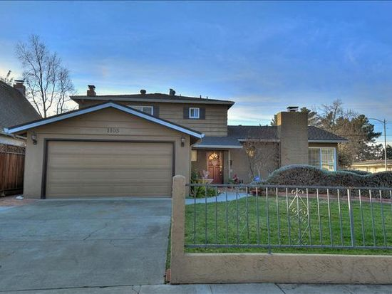 1103 S Daniel Way, San Jose, CA 95128